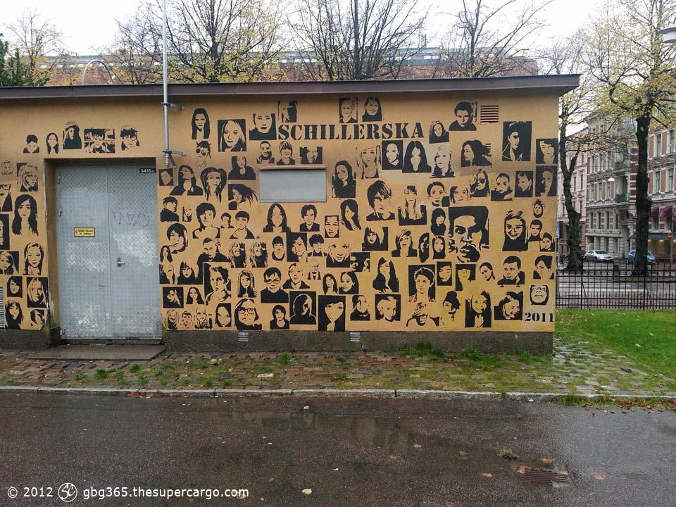 Schillerska's facebook: the 2011 intake