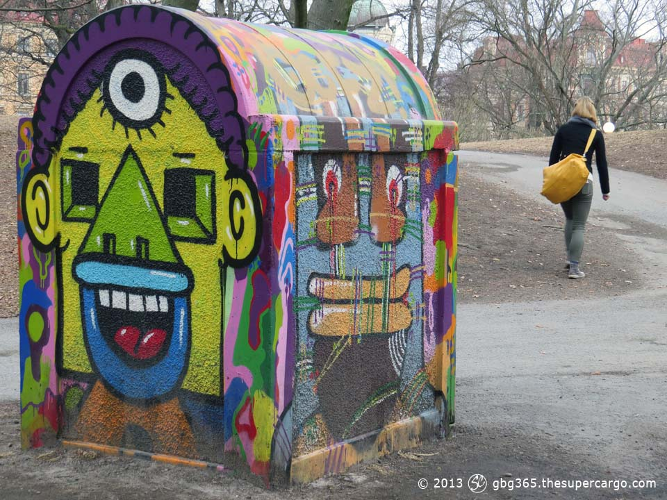 Graffiti faces 2