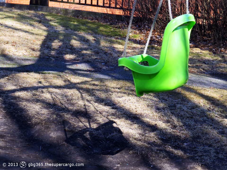 The green swing