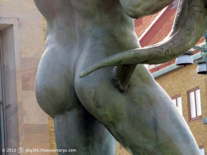 Poseidon's bum