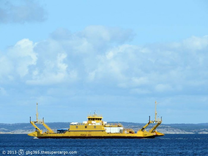 Ferry 304 Vivi