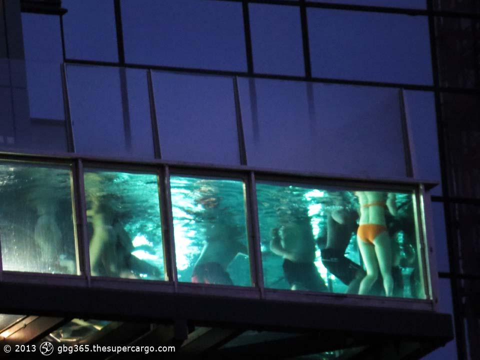 Gothia Towers pool