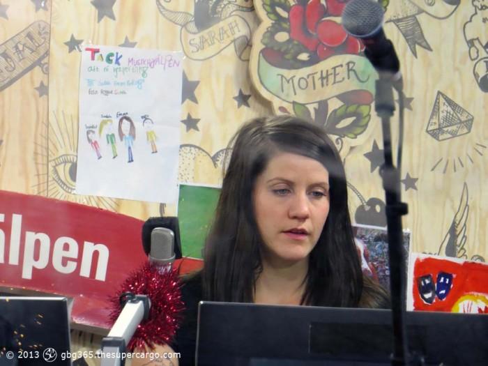 Musikhjälpen 2013 - Emma