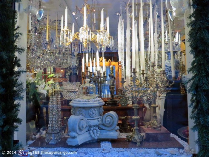 Crystal antiques