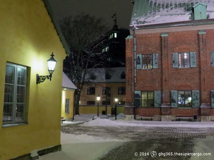 Kronhus court