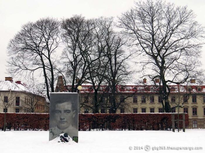 Wallenberg memorial