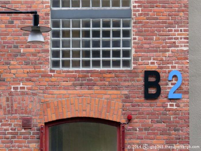 B2 - Gamle stads fabriker