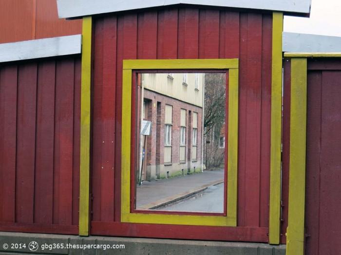Banérsgatan framed