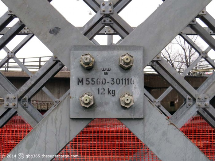 Girder bridge pattern