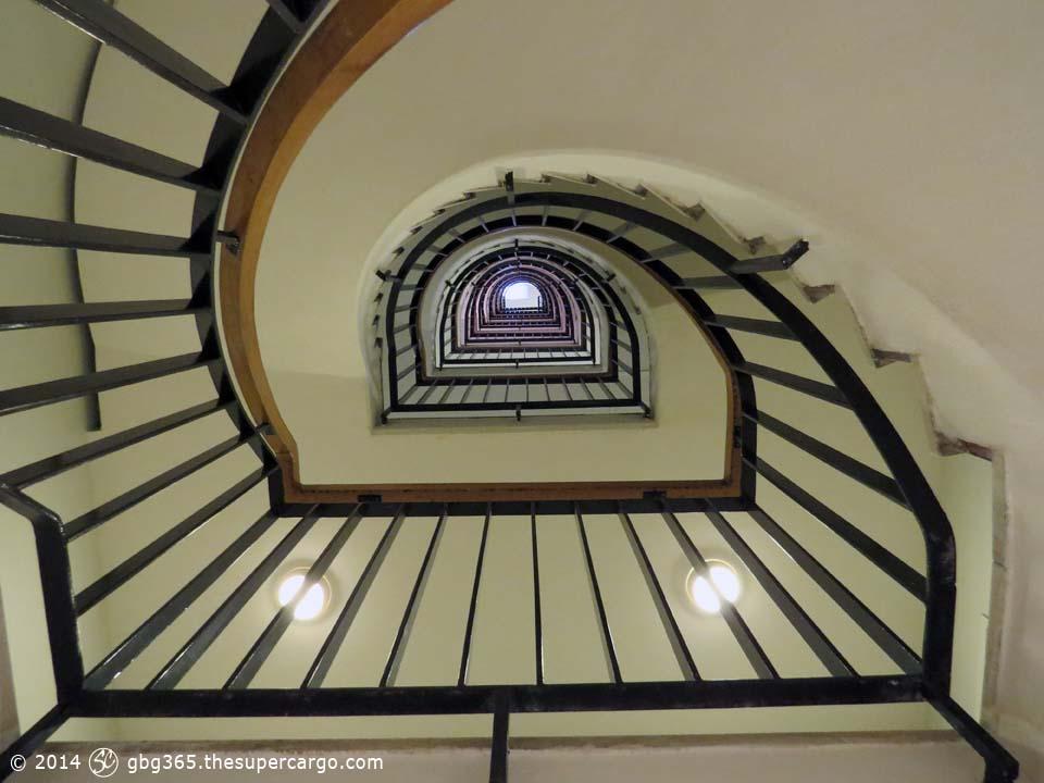 Stair-eye