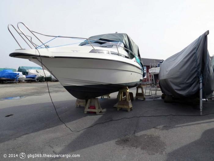 Still winter boatyard 3