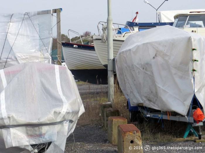 Still winter boatyard 2