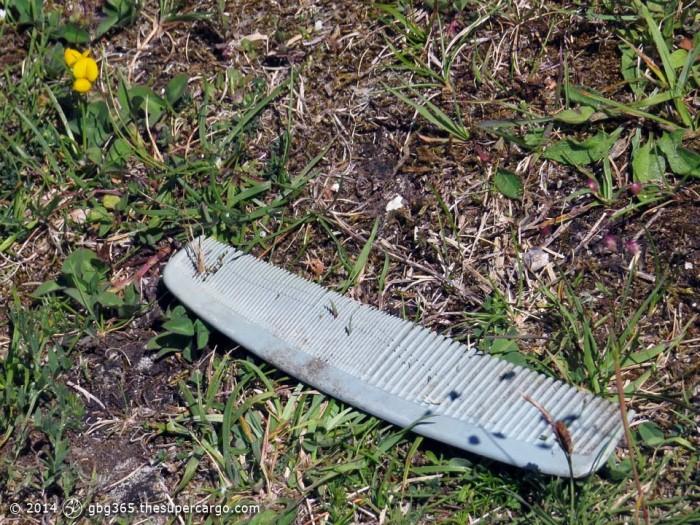 Lost comb