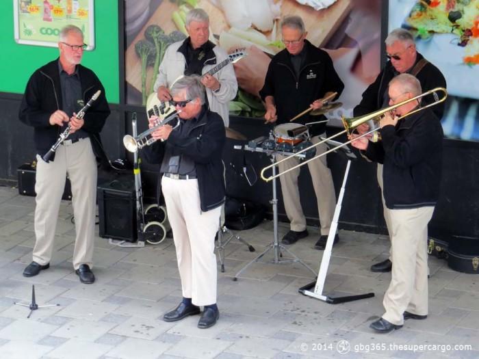 Sir Bourbon Dixieland Band