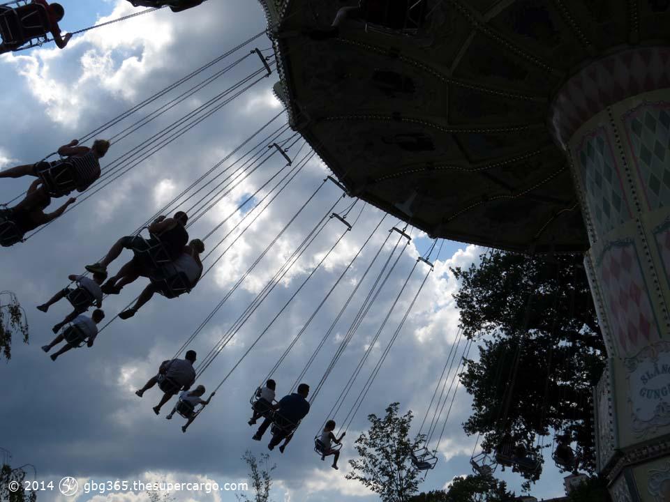 Liseberg rides - Carousel