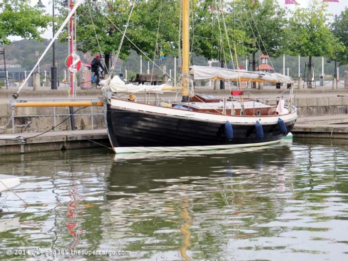 Sailing barge Kolding