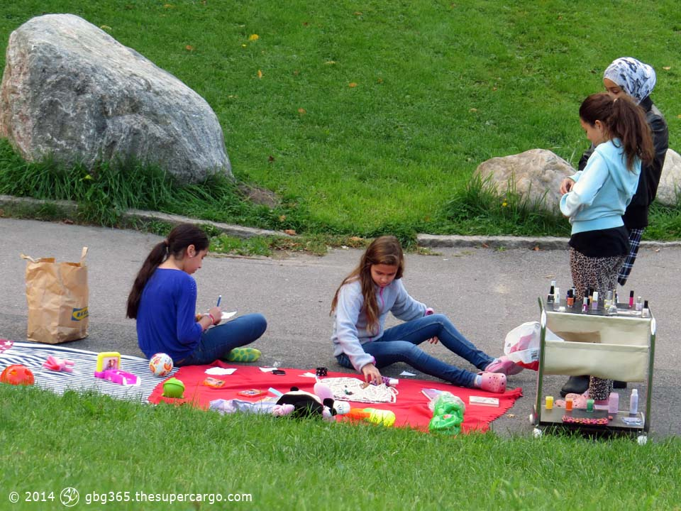 Make-over picnic