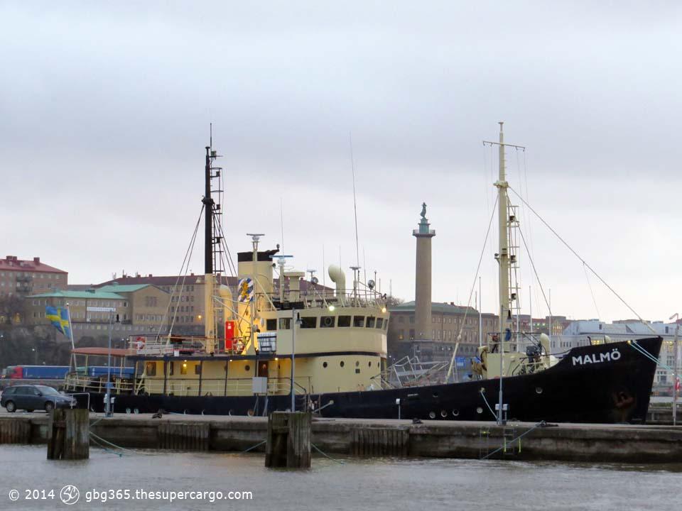 Malmö in Gothenburg
