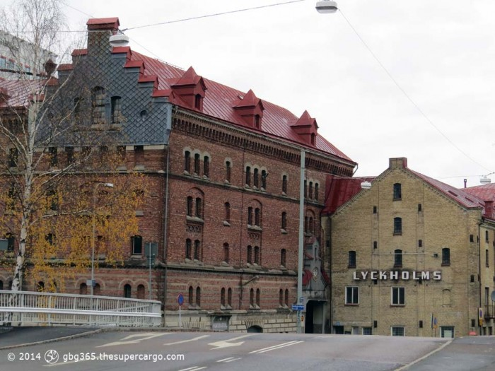 Lyckholms
