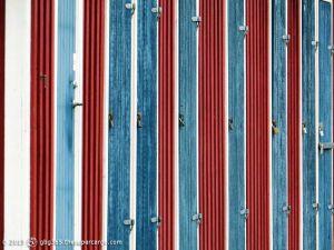 Locked stripes