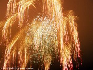 New Year fireworks 4
