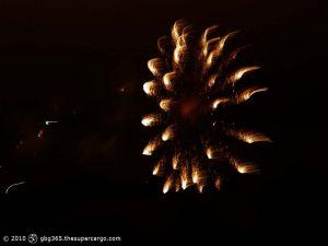 New Year fireworks 6