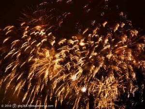 New Year fireworks 7