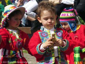 Hammarkullen Children's Carnival Parade