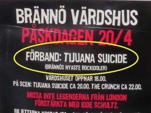 Tijuana Suicide